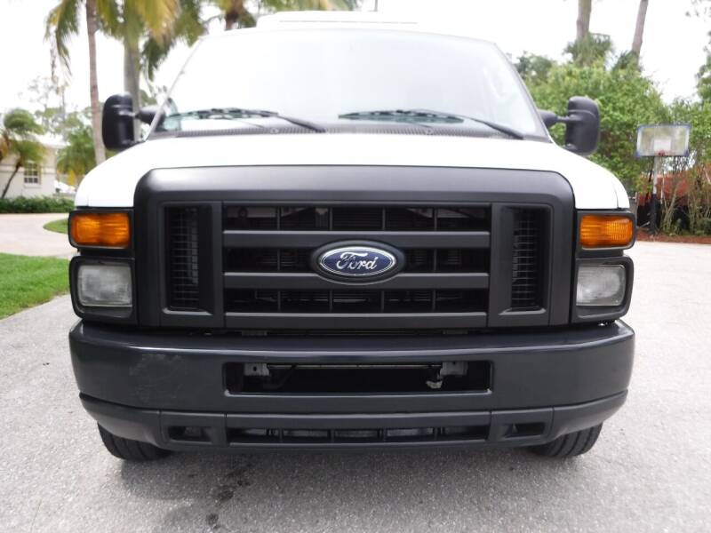 2011 Ford E-Series Cargo for sale at Seven Mile Motors, Inc. in Naples FL