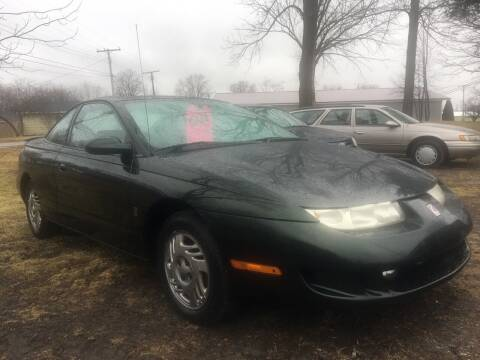 1999 Saturn S-Series for sale at Antique Motors in Plymouth IN