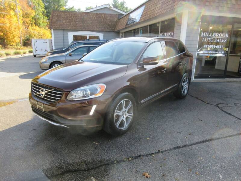 2014 Volvo XC60 for sale at Millbrook Auto Sales in Duxbury MA