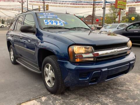 2005 Chevrolet TrailBlazer for sale at Active Auto Sales in Hatboro PA