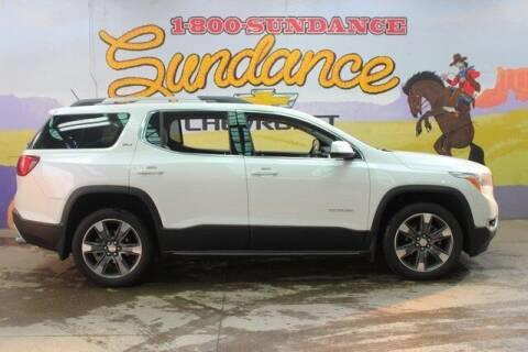 2017 GMC Acadia for sale at Sundance Chevrolet in Grand Ledge MI