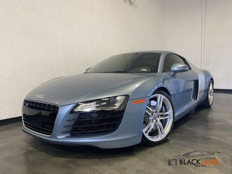 2009 Audi R8 for sale at BLACK LABEL AUTO FIRM in Riverside CA