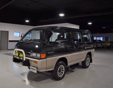 1987 Mitsubishi Delica for sale at Jensen's Dealerships in Sioux City IA