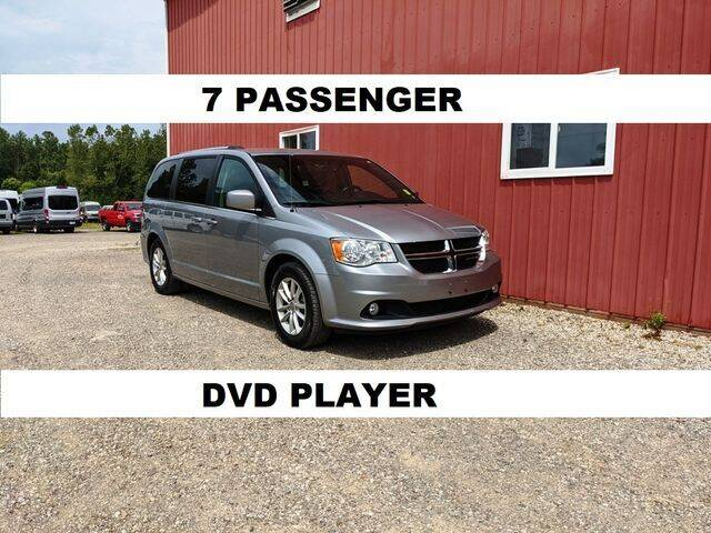 2018 Dodge Grand Caravan for sale at Windy Hill Auto and Truck Sales in Millersburg OH