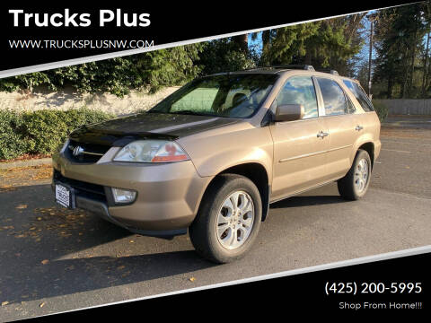2003 Acura MDX for sale at Trucks Plus in Seattle WA