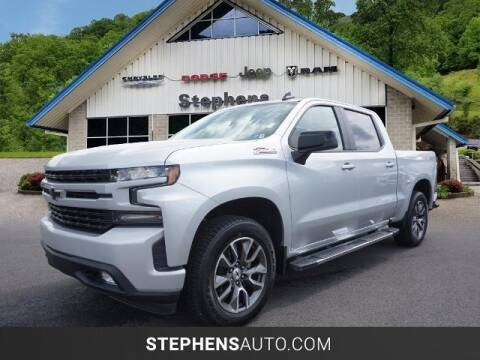 2020 Chevrolet Silverado 1500 for sale at Stephens Auto Center of Beckley in Beckley WV