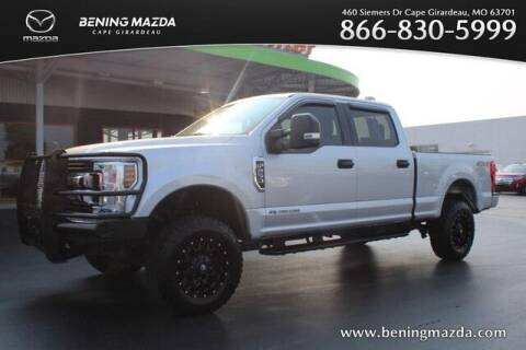 2019 Ford F-250 Super Duty for sale at Bening Mazda in Cape Girardeau MO