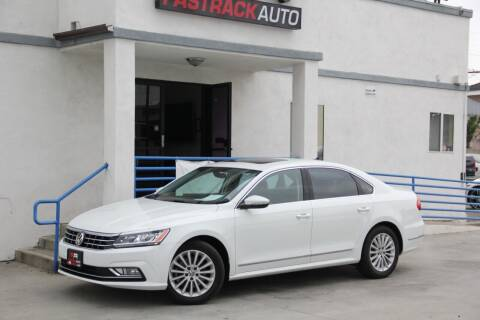 2016 Volkswagen Passat for sale at Fastrack Auto Inc in Rosemead CA