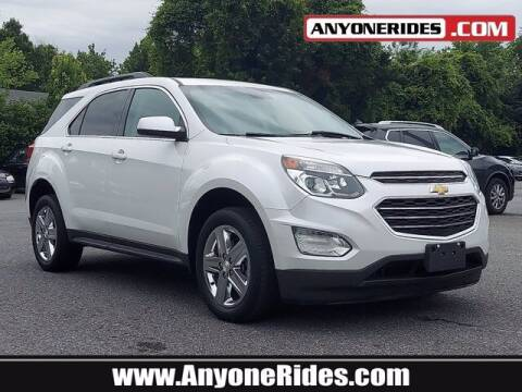 2016 Chevrolet Equinox for sale at ANYONERIDES.COM in Kingsville MD