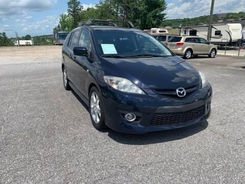 2008 Mazda MAZDA5 for sale at Hillside Motors Inc. in Hickory NC