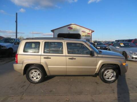 2009 Jeep Patriot for sale at Jefferson St Motors in Waterloo IA