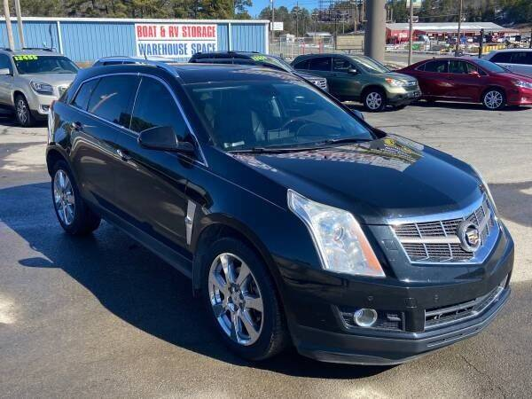 2012 Cadillac SRX for sale at Greenbrier Auto Sales in Greenbrier AR