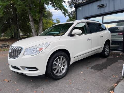 2015 Buick Enclave for sale at Luxury Auto Company in Cornelius NC