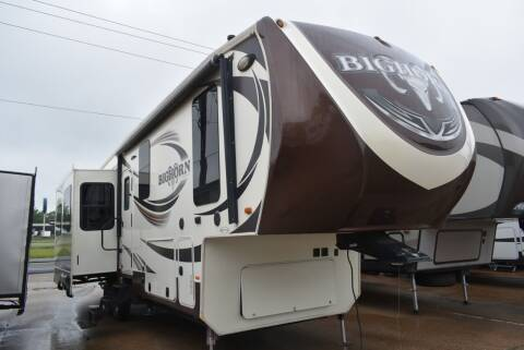 2015 Heartland Bighorn 3270RS  for sale at Buy Here Pay Here RV in Burleson TX