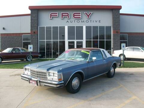 1979 Dodge Diplomat for sale at Frey Automotive in Muskego WI