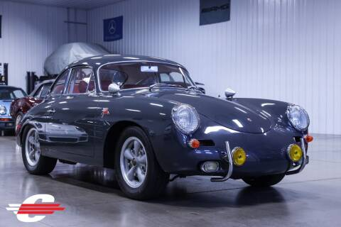 1961 Porsche 356 for sale at Cantech Automotive in North Syracuse NY