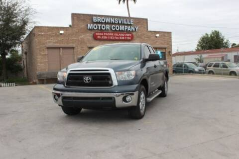 2010 Toyota Tundra for sale at Brownsville Motor Company in Brownsville TX