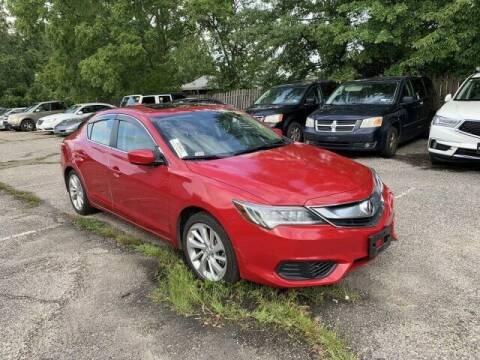 2018 Acura ILX for sale at EMG AUTO SALES in Avenel NJ