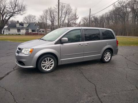 2013 Dodge Grand Caravan for sale at Depue Auto Sales Inc in Paw Paw MI