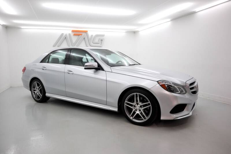 2016 Mercedes-Benz E-Class for sale at Alta Auto Group LLC in Concord NC
