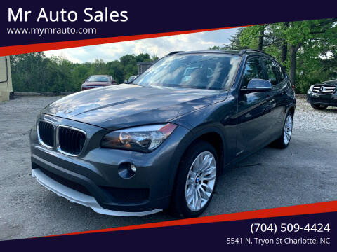 2015 BMW X1 for sale at Mr Auto Sales in Charlotte NC