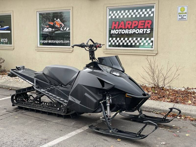 2016 Arctic Cat M8000 153 3in Electric Start for sale at Harper Motorsports in Post Falls ID