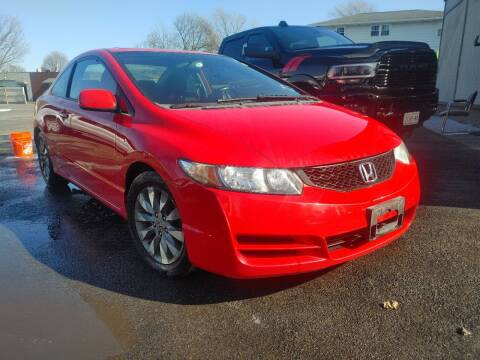 2009 Honda Civic for sale at JD Motors in Fulton NY