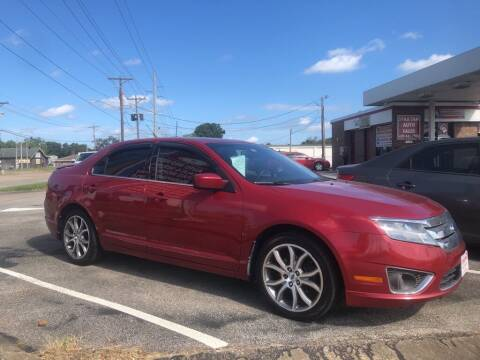 2010 Ford Fusion for sale at Spartan Auto Sales in Beaumont TX