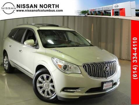 2015 Buick Enclave for sale at Auto Center of Columbus in Columbus OH