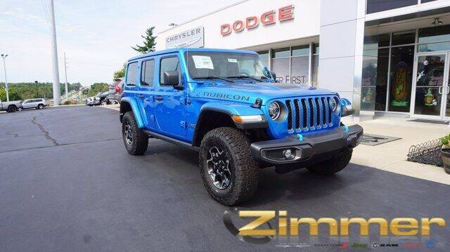2021 Jeep Wrangler Unlimited for sale in Florence, KY