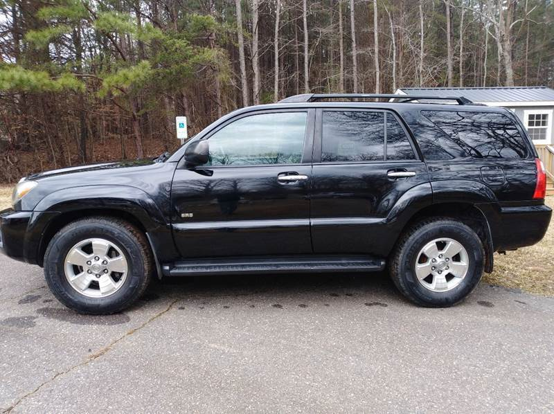 2006 Toyota 4Runner for sale at Route 150 Auto LLC in Lincolnton NC