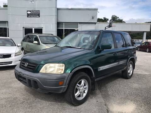 1999 Honda CR-V for sale at Popular Imports Auto Sales in Gainesville FL