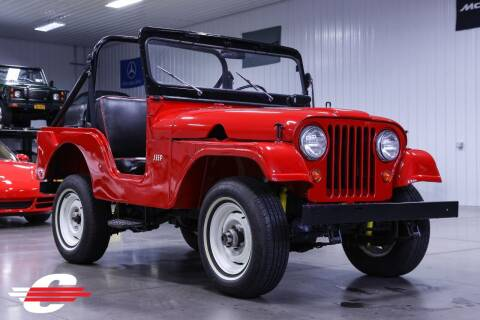 1965 Jeep CJ-5 for sale at Cantech Automotive in North Syracuse NY