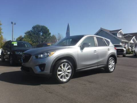 2014 Mazda CX-5 for sale at Rob Co Automotive LLC in Springfield TN