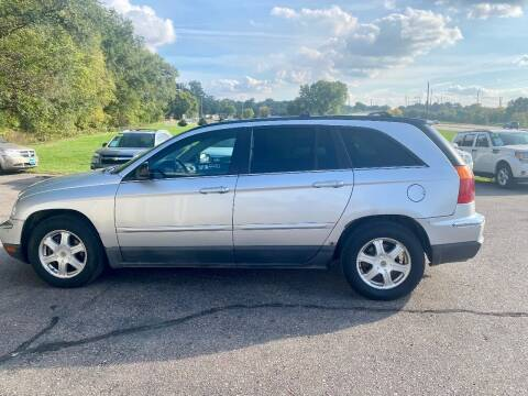 2005 Chrysler Pacifica for sale at Iowa Auto Sales, Inc in Sioux City IA