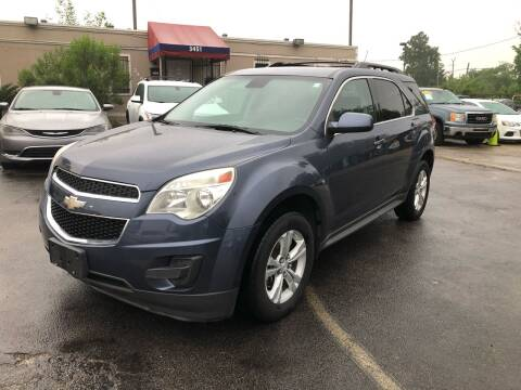 2013 Chevrolet Equinox for sale at Saipan Auto Sales in Houston TX