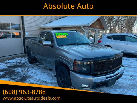 2007 Chevrolet Silverado 1500 for sale at Absolute Auto in Baraboo WI