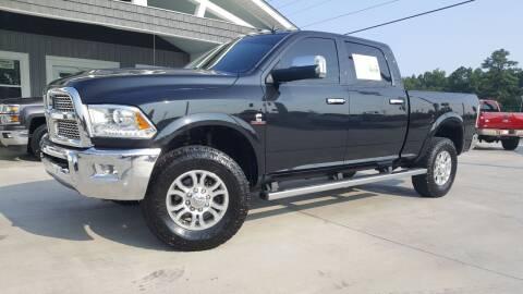 2016 RAM Ram Pickup 2500 for sale at Crossroads Auto Sales LLC in Rossville GA