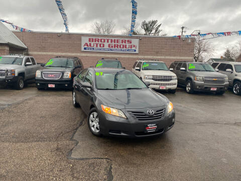 2007 Toyota Camry for sale at Brothers Auto Group in Youngstown OH