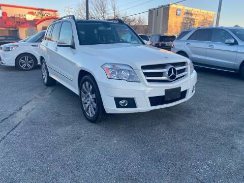 2012 Mercedes-Benz GLK for sale at City to City Auto Sales in Richmond VA