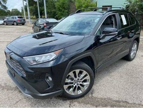 2019 Toyota RAV4 for sale at FREDY USED CAR SALES in Houston TX
