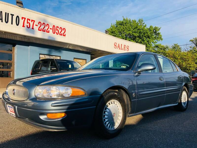 2000 Buick LeSabre for sale at Trimax Auto Group in Norfolk VA