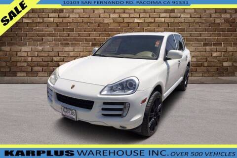 2008 Porsche Cayenne for sale at Karplus Warehouse in Pacoima CA
