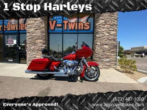 2013 Harley Davidson FLHTRX Road Glide Custom for sale at 1 Stop Harleys in Peoria AZ
