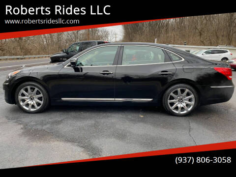 2011 Hyundai Equus for sale at Roberts Rides LLC in Franklin OH