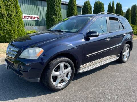 2007 Mercedes-Benz M-Class for sale at AUTOTRACK INC in Mount Vernon WA