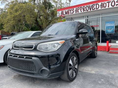 2014 Kia Soul for sale at Always Approved Autos in Tampa FL