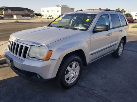 2008 Jeep Grand Cherokee for sale at Vin - Mar Auto in Victorville CA