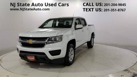 2017 Chevrolet Colorado for sale at NJ State Auto Auction in Jersey City NJ