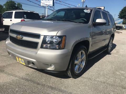 2007 Chevrolet Tahoe for sale at Atrium Autoplex in San Antonio TX